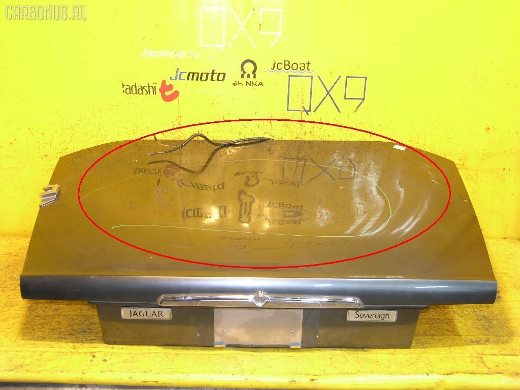 Крышка багажника JAGUAR XJ JLD Фото 1
