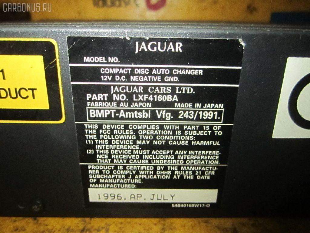 CD-чейнджер JAGUAR XJ JLD Фото 3