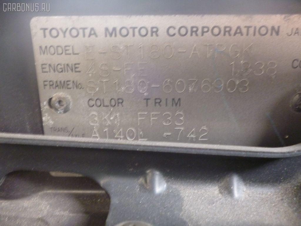 Радиатор кондиционера TOYOTA CORONA EXIV ST180 4S-FE Фото 7