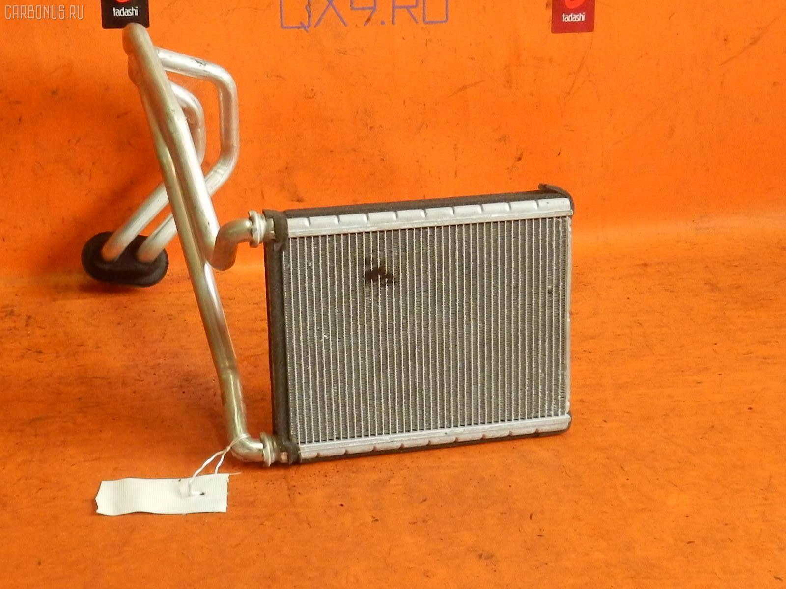 Радиатор печки TOYOTA CALDINA AZT241W 1AZ-FSE. Фото 3