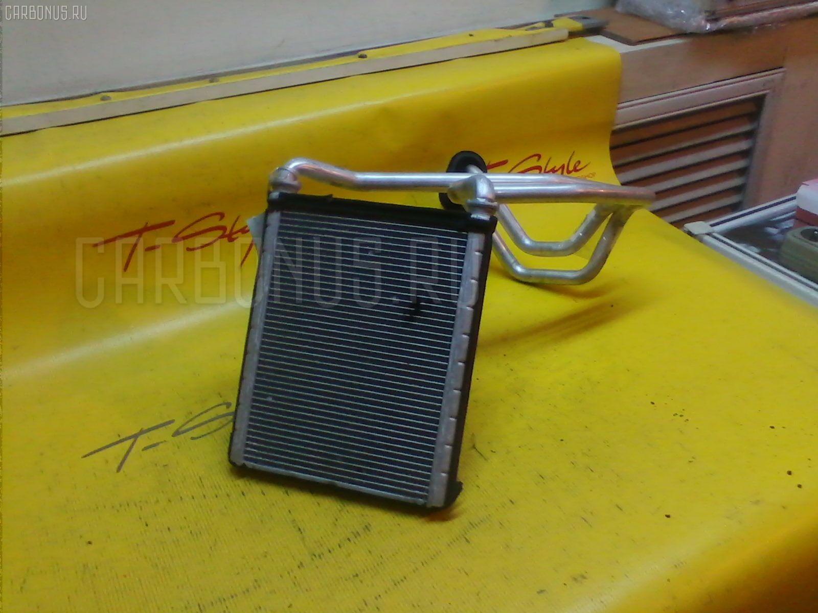 Радиатор печки Toyota Wish ZNE10G 1ZZ-FE Фото 1