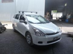 Блок управления климатконтроля Toyota Wish ZNE10G 1ZZ-FE Фото 2