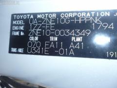 Блок управления климатконтроля Toyota Wish ZNE10G 1ZZ-FE Фото 5