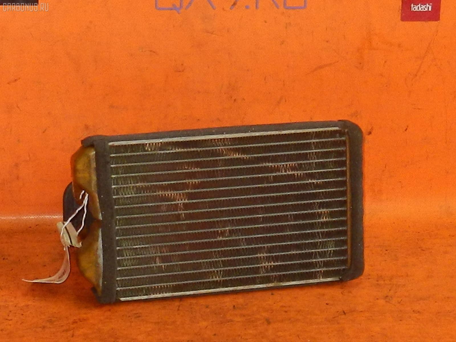 Радиатор печки TOYOTA SPRINTER AE91 5A-FE. Фото 2