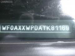 Шторка багажника FORD FOCUS WF0FYD Фото 6
