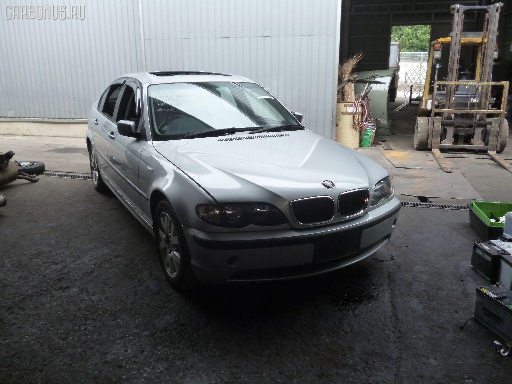 Блок управления климатконтроля BMW 3-SERIES E46-AZ72 N42B20A Фото 3