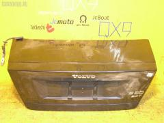 Крышка багажника Volvo S60 i RS Фото 1