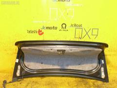 Крышка багажника VOLVO S60 I RS Фото 2