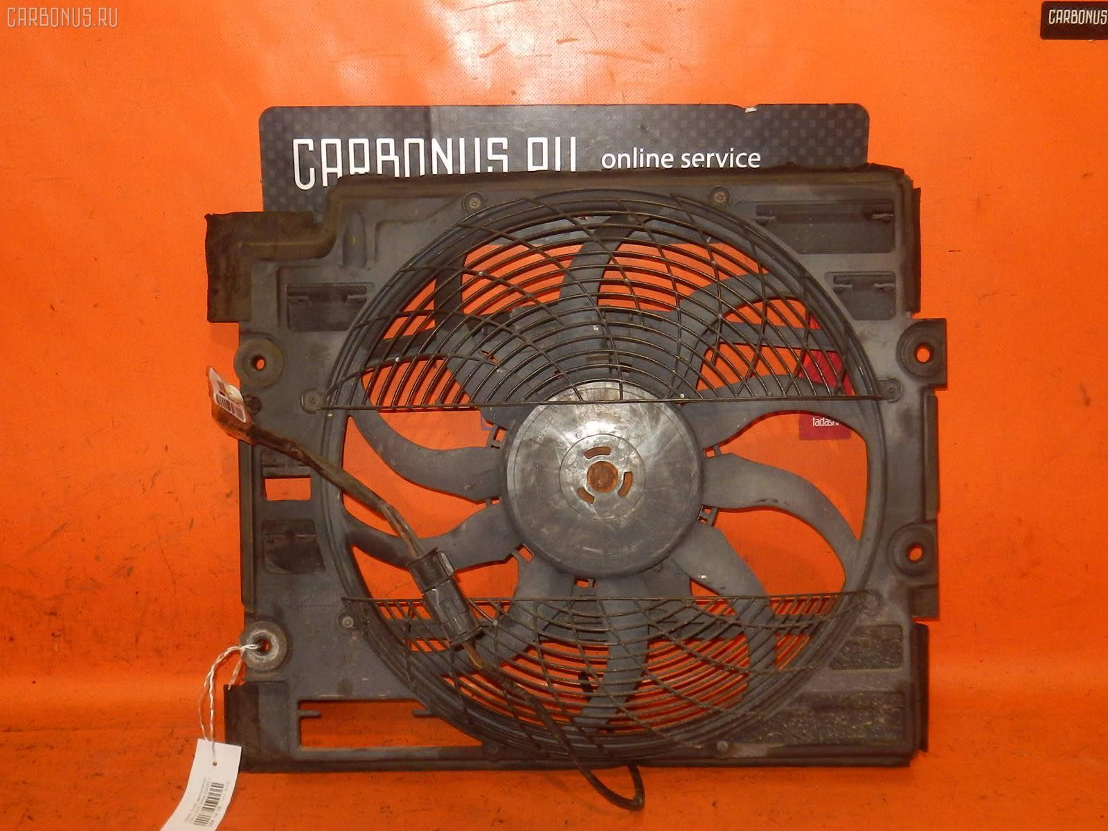 Вентилятор кондиционера бмв 5