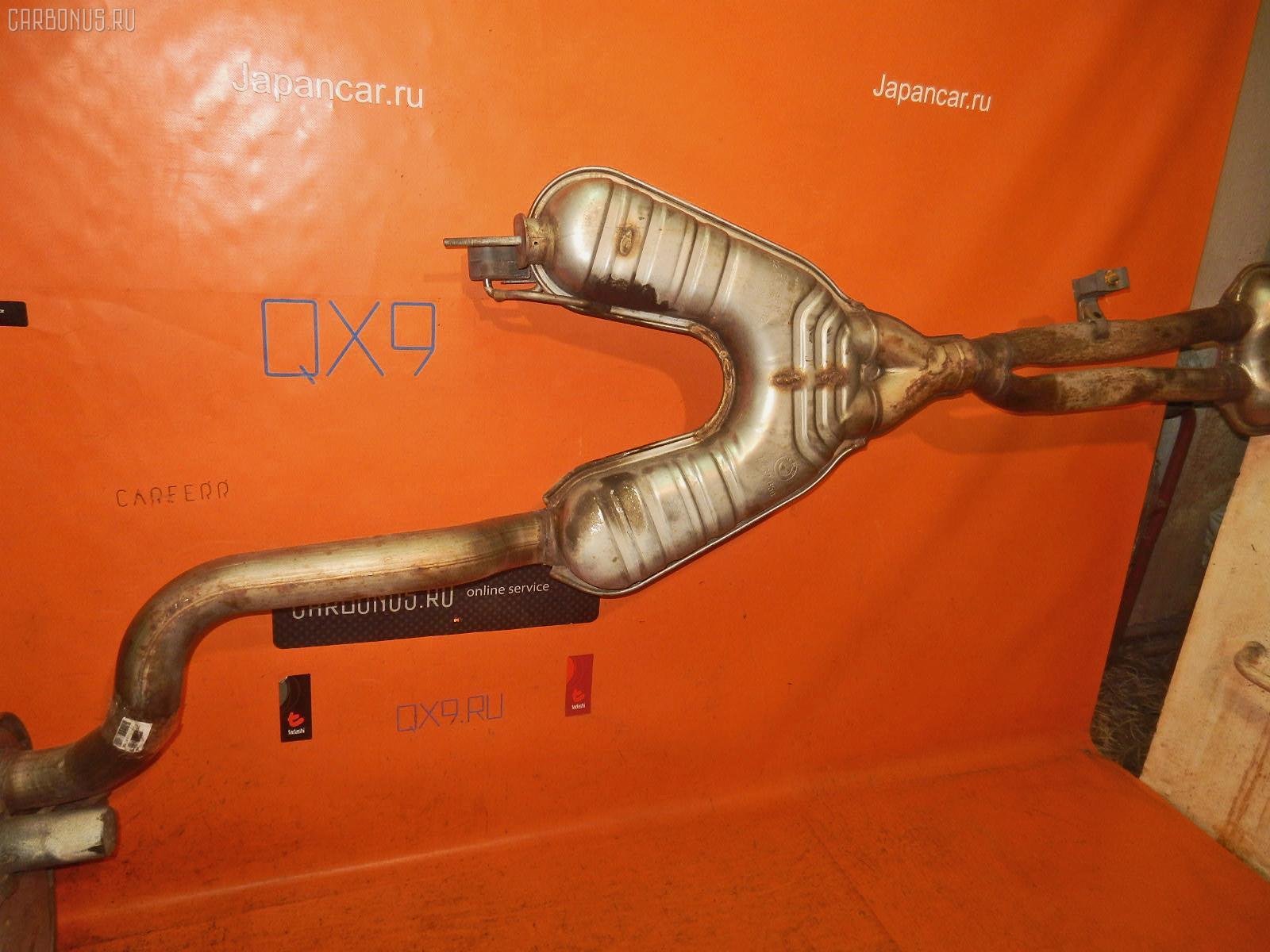 Глушитель BMW 5-SERIES E39-DS42 M54-256S5. Фото 5