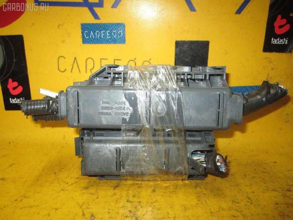 Блок предохранителей NISSAN CARAVAN VWE25 ZD30DDTI. Фото 2