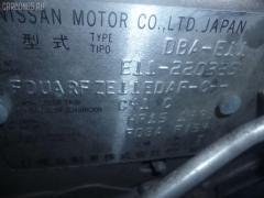 Планка задняя Nissan Note E11 Фото 3