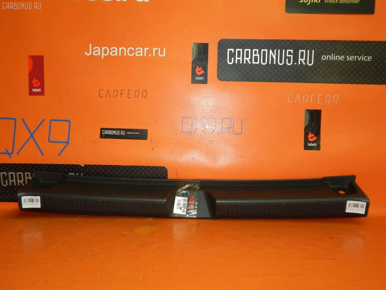 Обшивка багажника TOYOTA COROLLA RUNX ZZE123 Фото 1