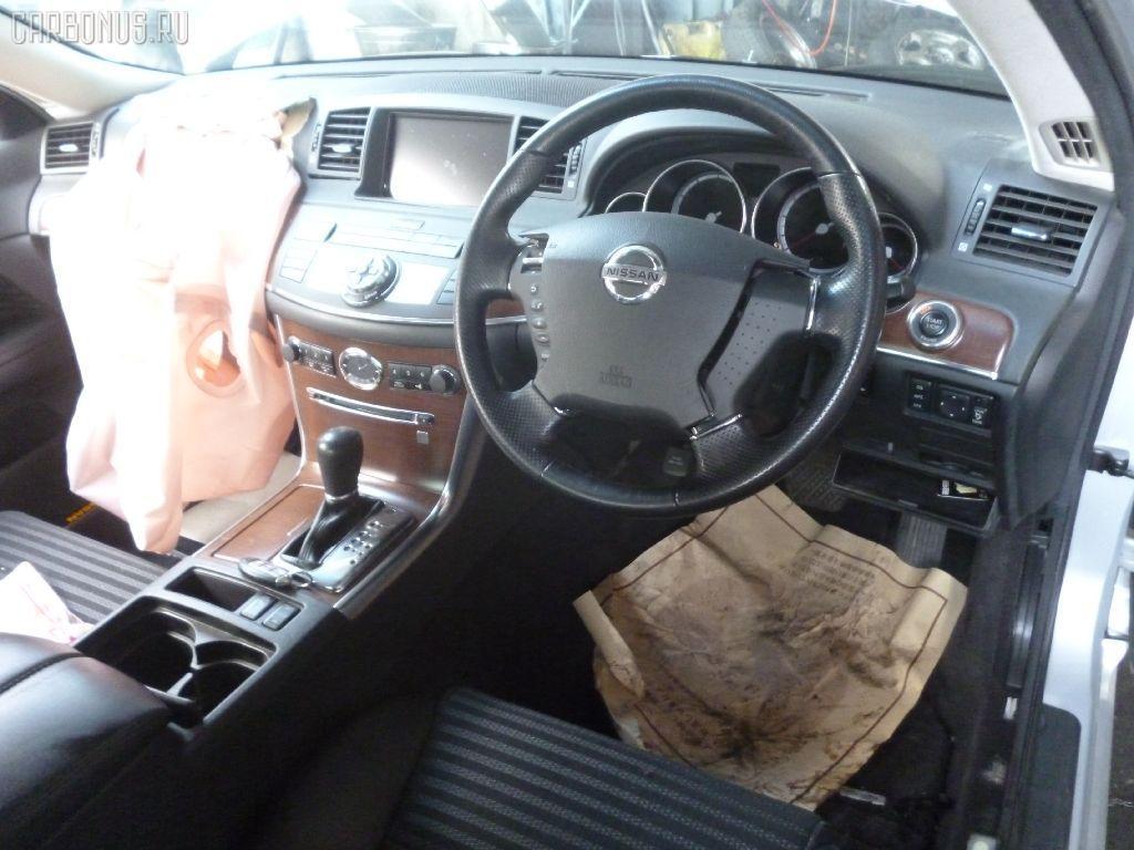 Крышка багажника NISSAN FUGA PY50 Фото 5