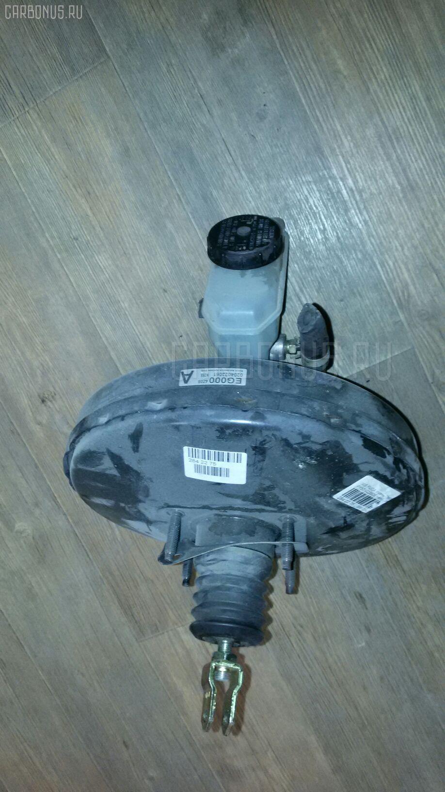 Главный тормозной цилиндр NISSAN FUGA PY50 VQ35DE Фото 1