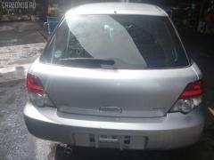 Консоль спидометра Subaru Impreza wagon GG2 Фото 6