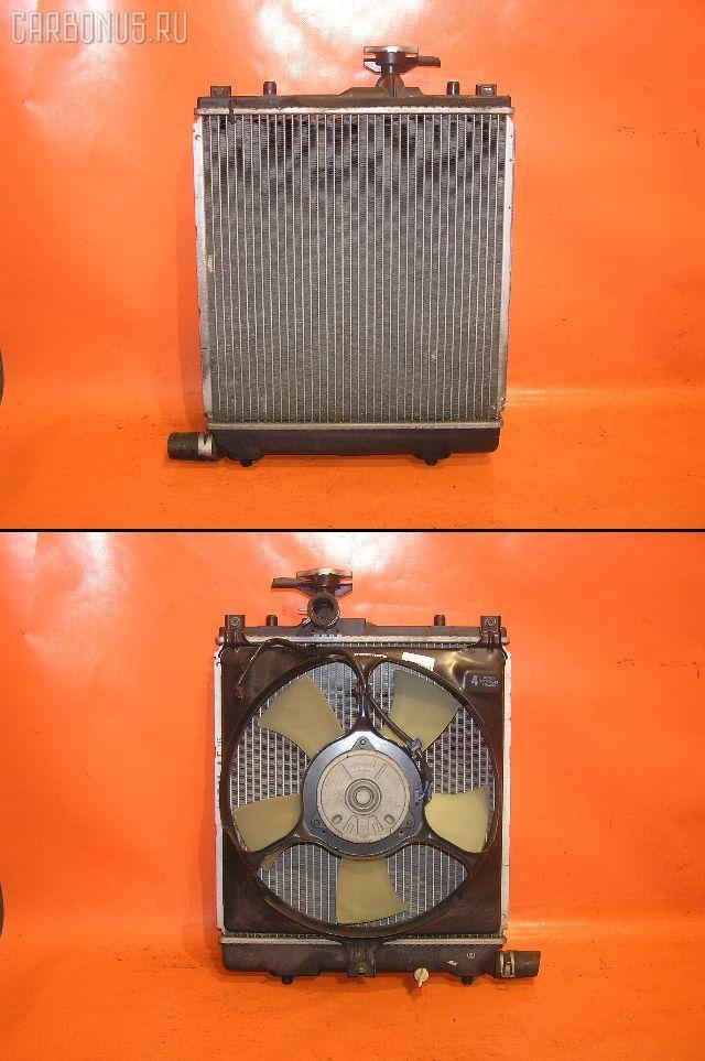 Радиатор ДВС SUZUKI WAGON R PLUS MA63S K10A. Фото 4