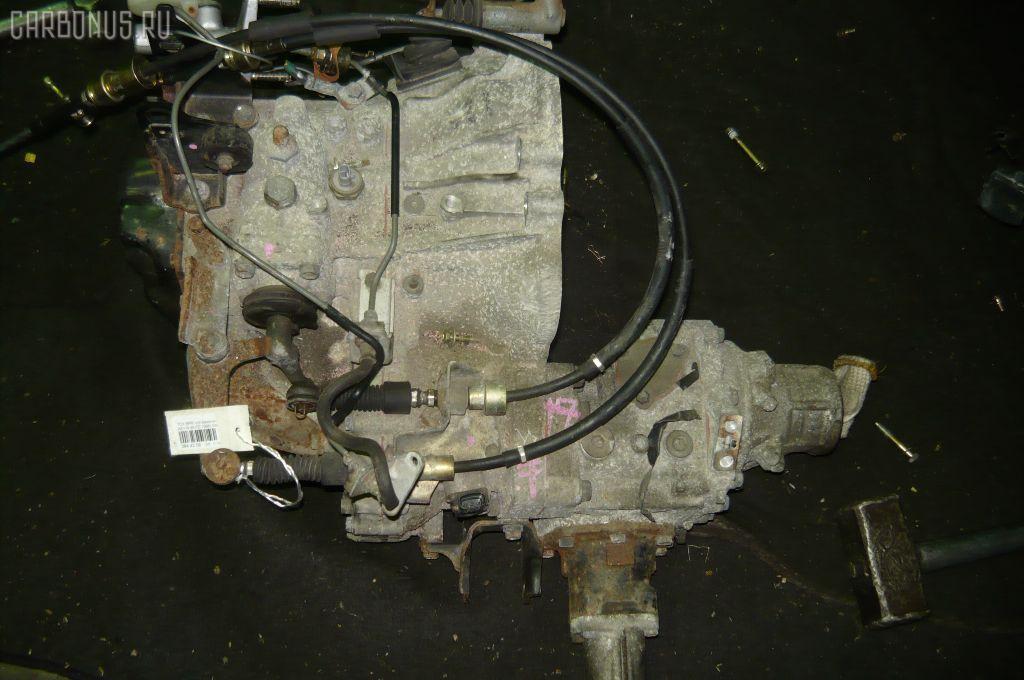 КПП механическая TOYOTA SPRINTER AE114 4A-FE. Фото 1