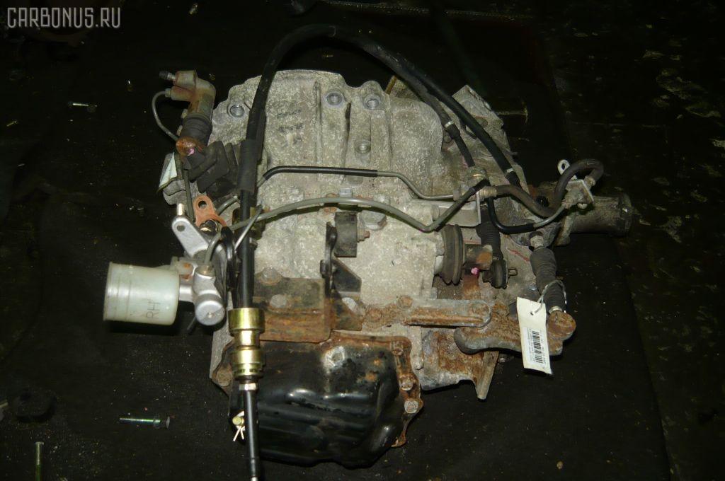 КПП механическая TOYOTA SPRINTER AE114 4A-FE. Фото 2