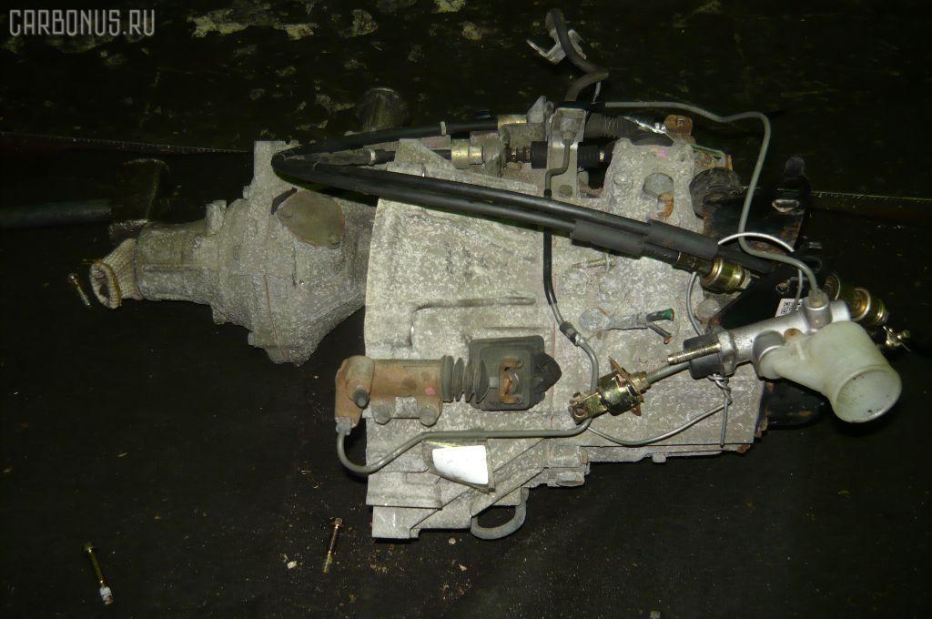 КПП механическая TOYOTA SPRINTER AE114 4A-FE. Фото 3