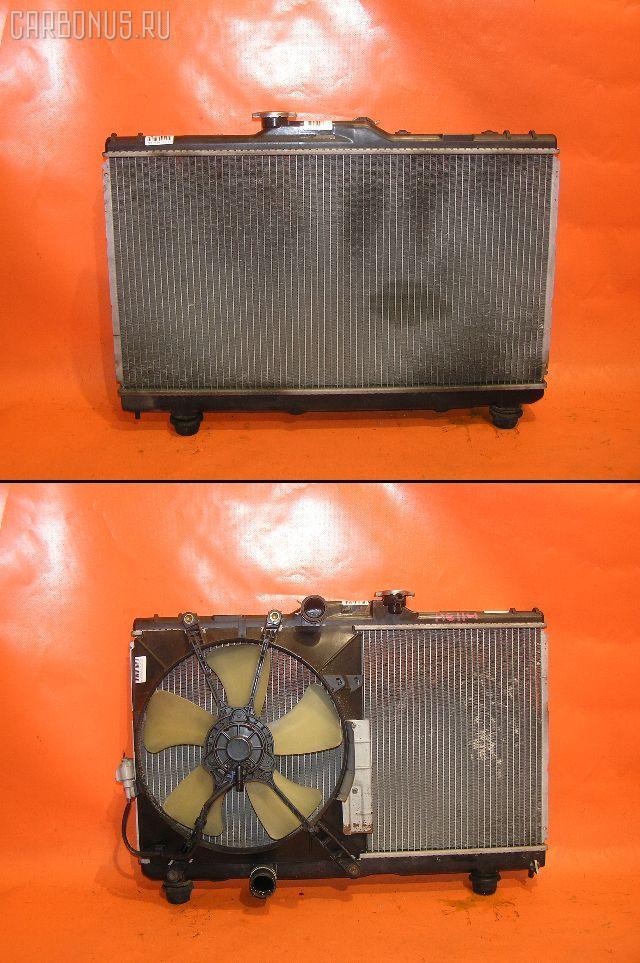 Радиатор ДВС TOYOTA SPRINTER AE114 4A-FE. Фото 2