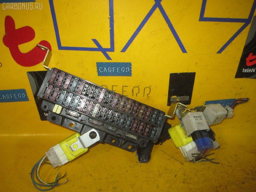 Блок предохранителей MITSUBISHI CANTER FE62EE 4M51 Фото 1