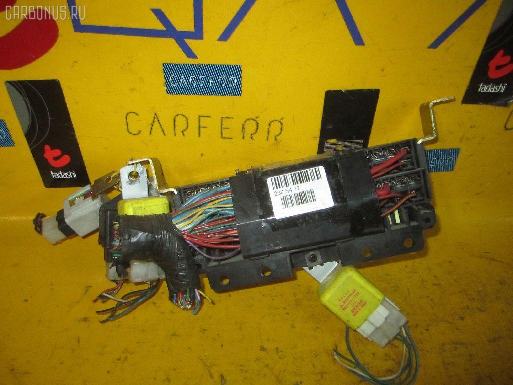 Блок предохранителей MITSUBISHI CANTER FE62EE 4M51 Фото 2