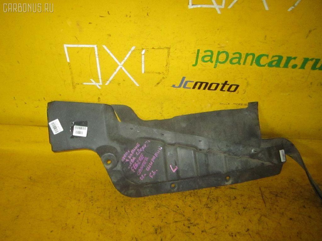 Защита двигателя Mitsubishi Canter FE62EE 4M51 Фото 1