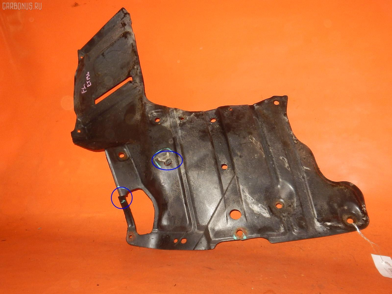 Защита двигателя TOYOTA CORONA ST190. Фото 8