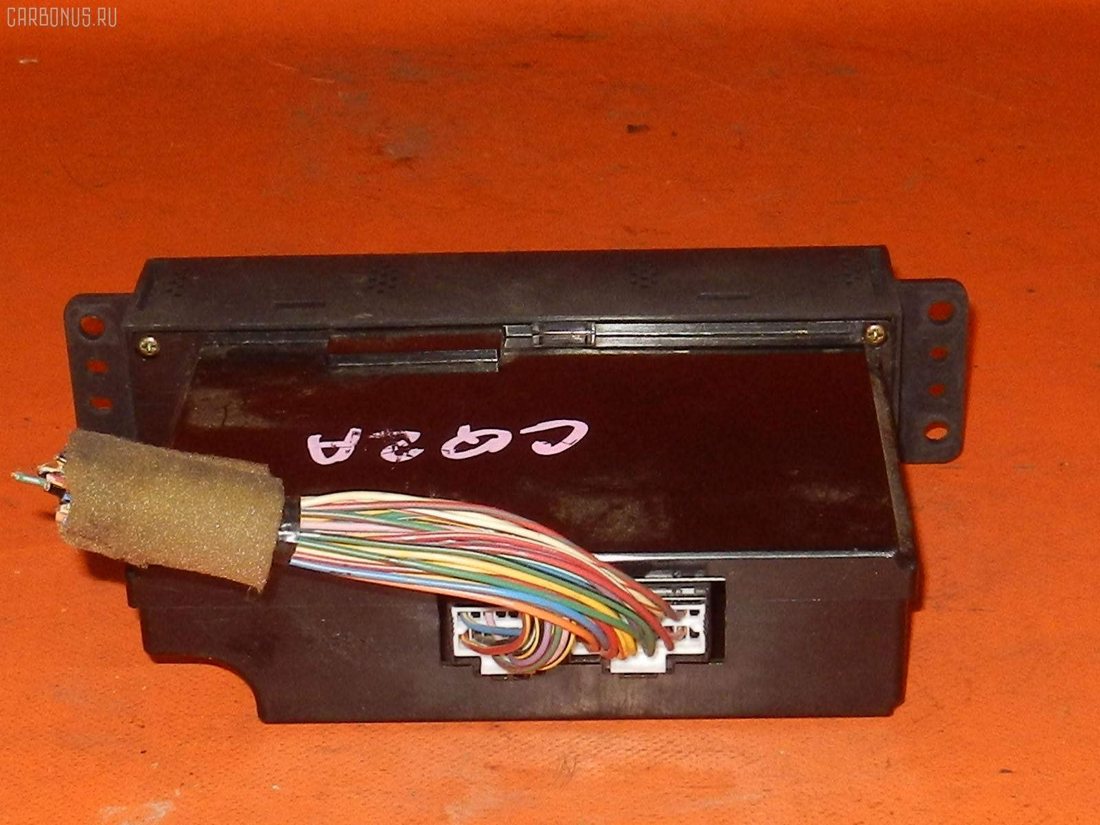 Блок управления климатконтроля MITSUBISHI MIRAGE DINGO CQ2A 4G15 Фото 3