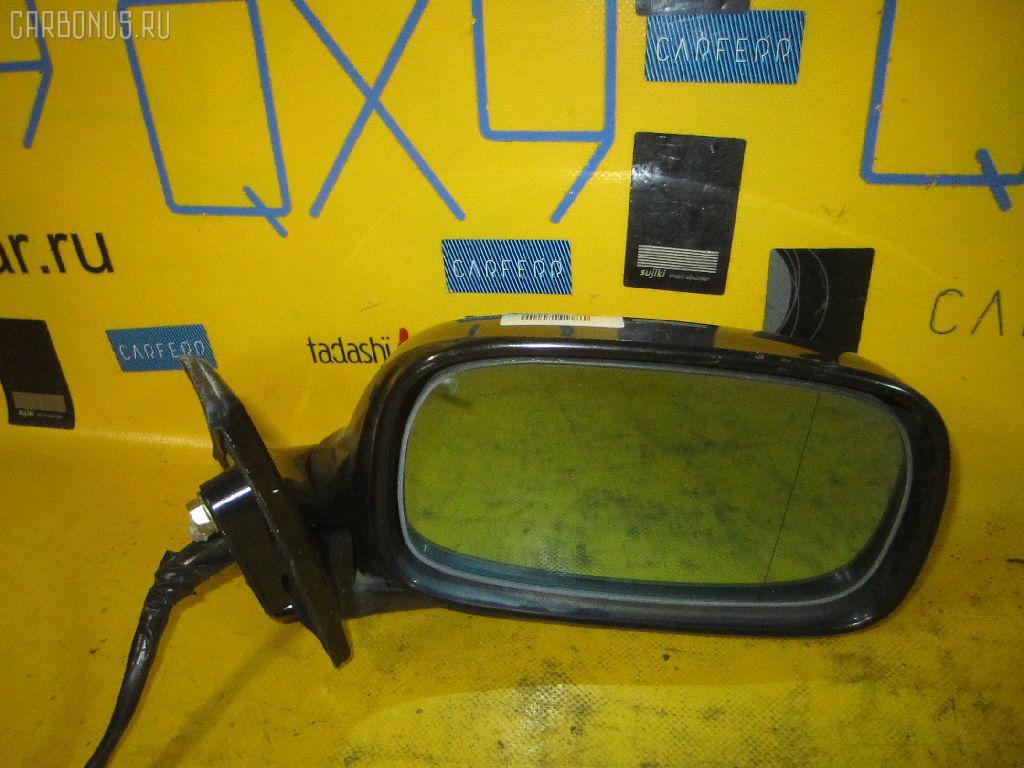 Зеркало двери боковой TOYOTA MARK II BLIT JZX110W. Фото 5