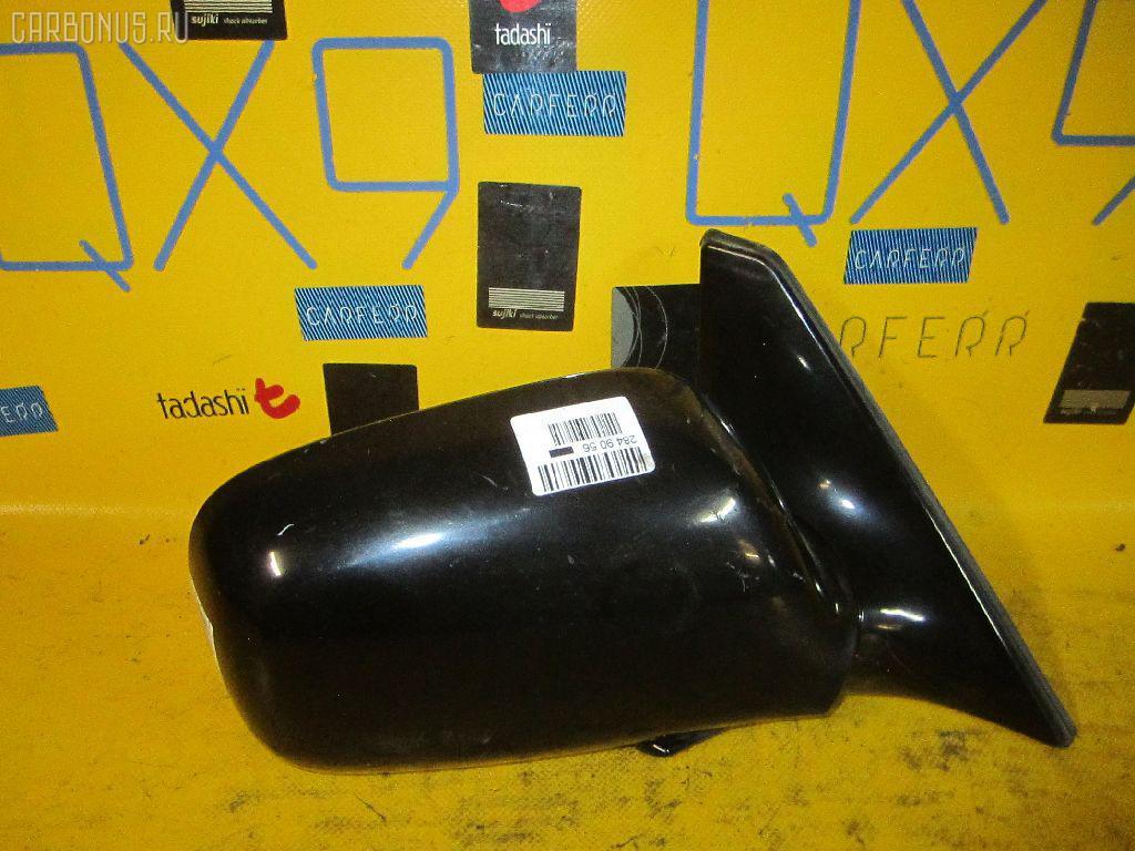 Зеркало двери боковой TOYOTA MARK II BLIT JZX110W. Фото 6