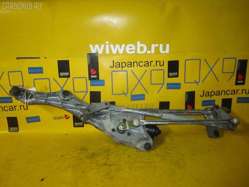 Мотор привода дворников TOYOTA HARRIER SXU15W Фото 2