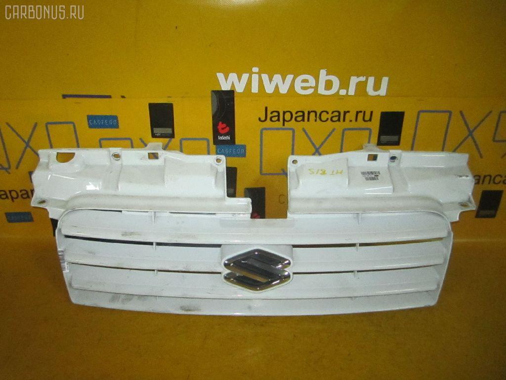 Решетка радиатора Suzuki Swift sport HT81S Фото 1