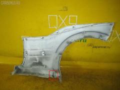 Дефендер крыла на Suzuki Swift Sport HT81S M15A 77250-60J02-26U, Заднее Правое расположение