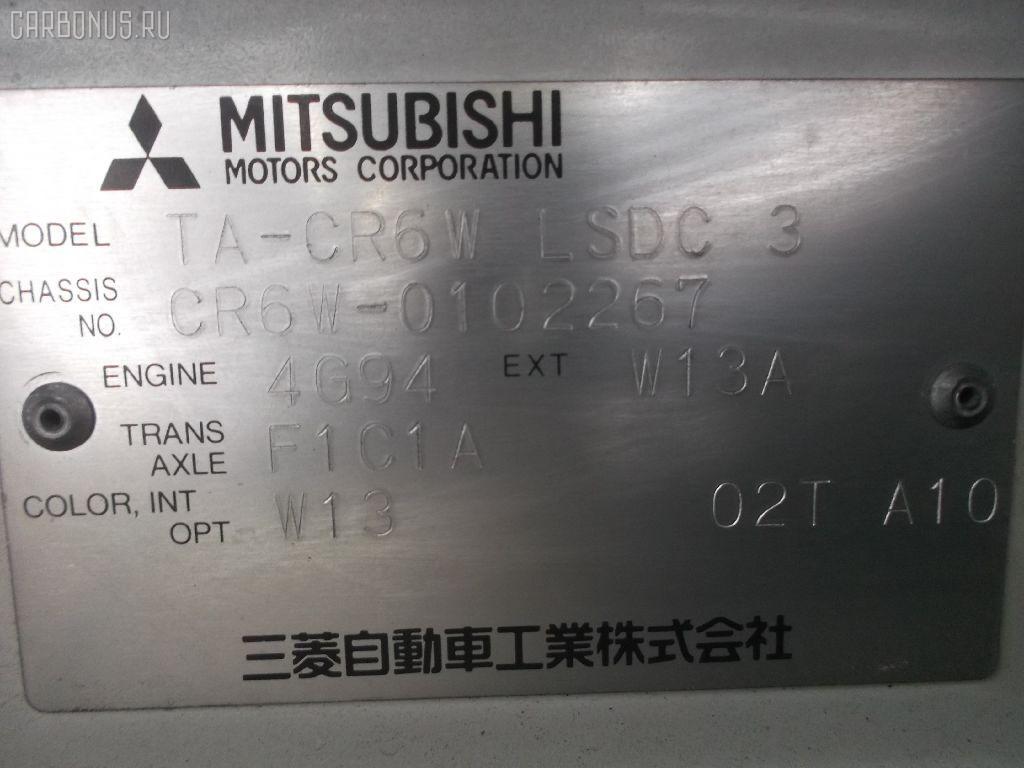 Стекло MITSUBISHI DION CR6W Фото 6