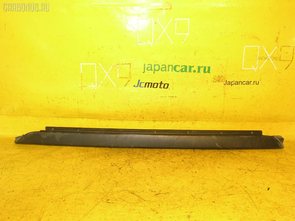 Порог кузова пластиковый ( обвес ) TOYOTA IST NCP61. Фото 2