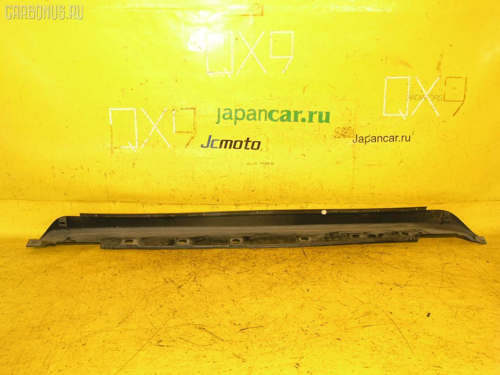 Порог кузова пластиковый ( обвес ) TOYOTA IST NCP61. Фото 3