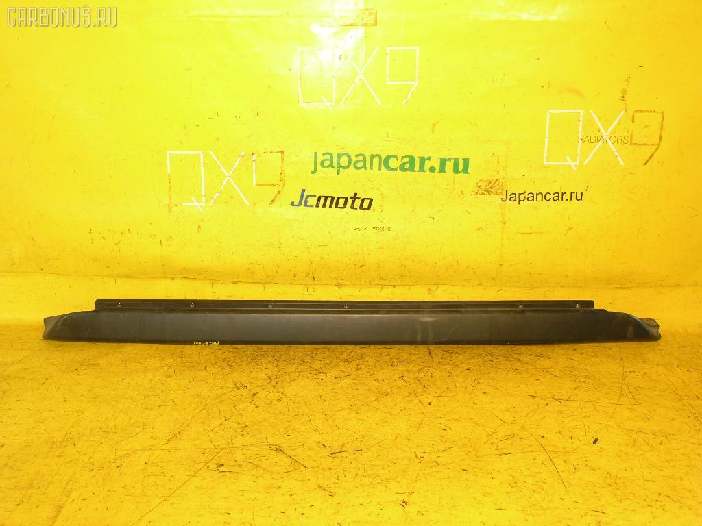Порог кузова пластиковый ( обвес ) TOYOTA IST NCP61. Фото 4