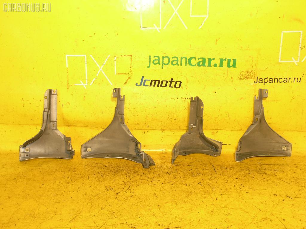 Порог кузова пластиковый ( обвес ) TOYOTA IST NCP61. Фото 6