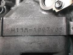 Ремень безопасности Suzuki Chevrolet mw ME34S M13A Фото 8