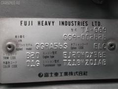 Блок управления климатконтроля Subaru Impreza wagon GG9 EJ204 Фото 8