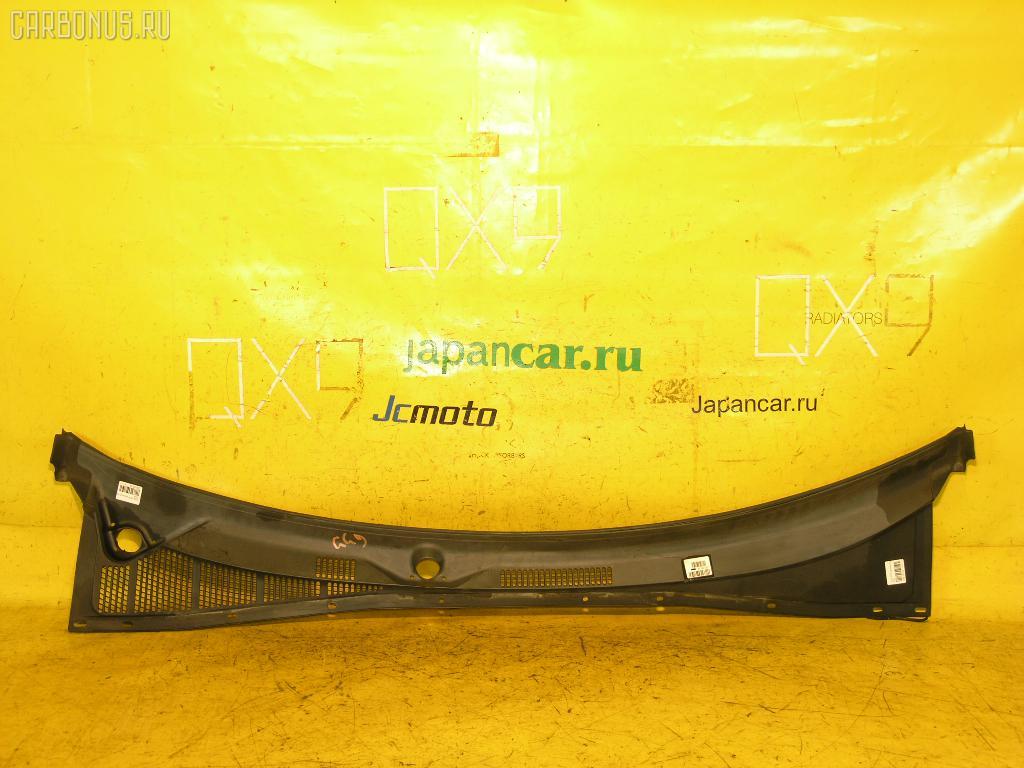 Решетка под лобовое стекло SUBARU IMPREZA WAGON GG9 Фото 1