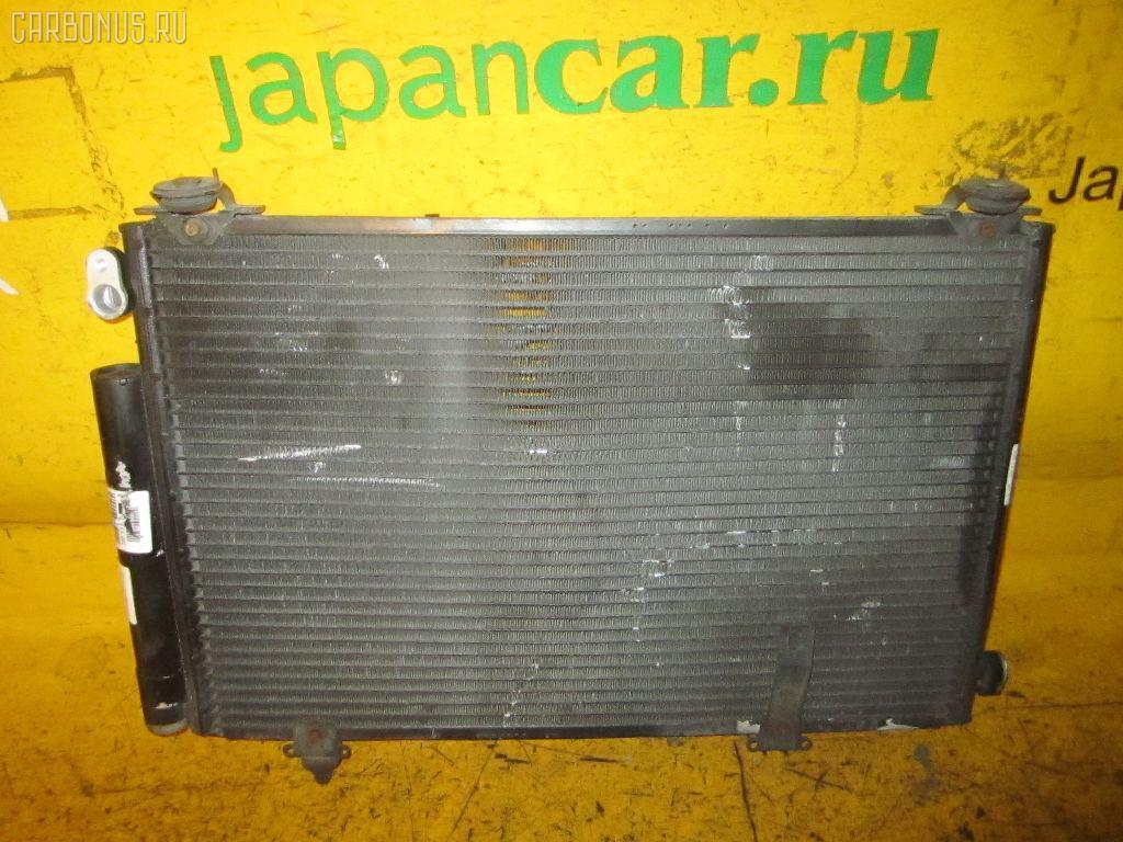 Радиатор кондиционера TOYOTA FUNCARGO NCP25 1NZ-FE. Фото 3