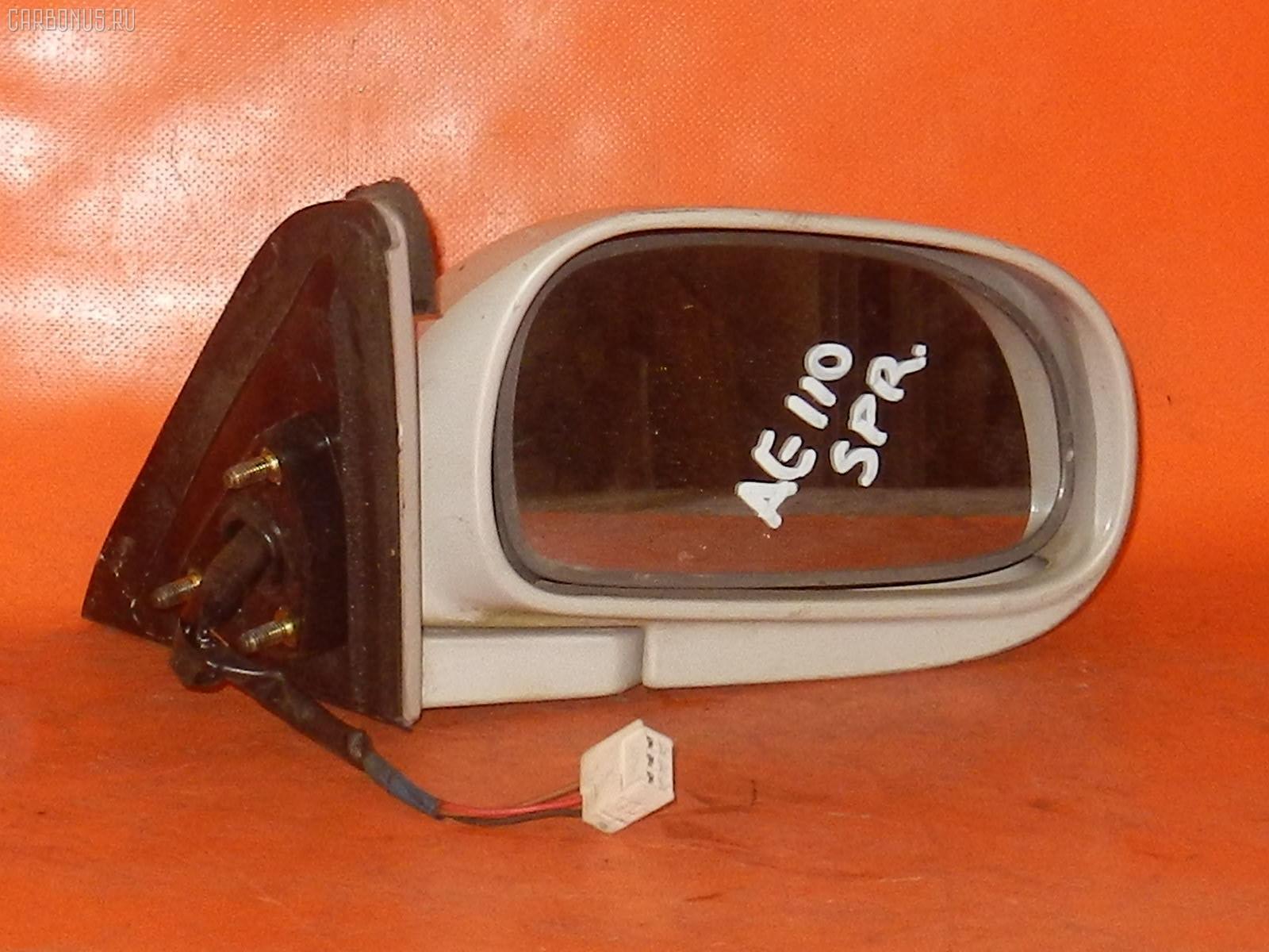 Зеркало двери боковой TOYOTA SPRINTER AE110 Фото 1