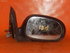 Зеркало двери боковой NISSAN SUNNY FB15 Фото 2