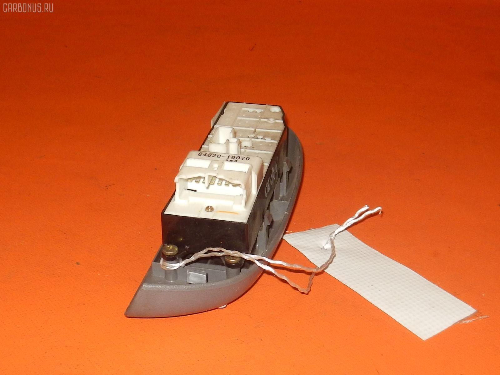 Блок упр-я стеклоподъемниками TOYOTA FUNCARGO NCP20. Фото 6
