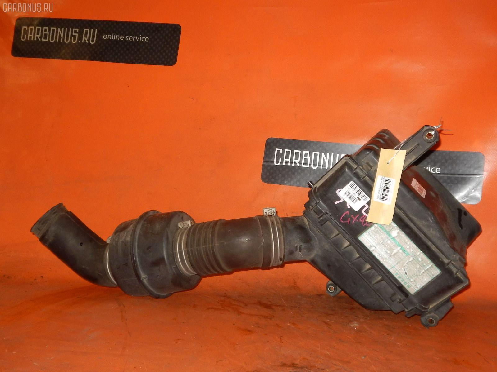 Корпус воздушного фильтра TOYOTA CHASER GX90 1G-FE. Фото 7