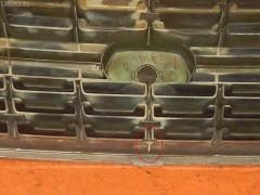 Решетка радиатора Toyota Granvia VCH16W Фото 3