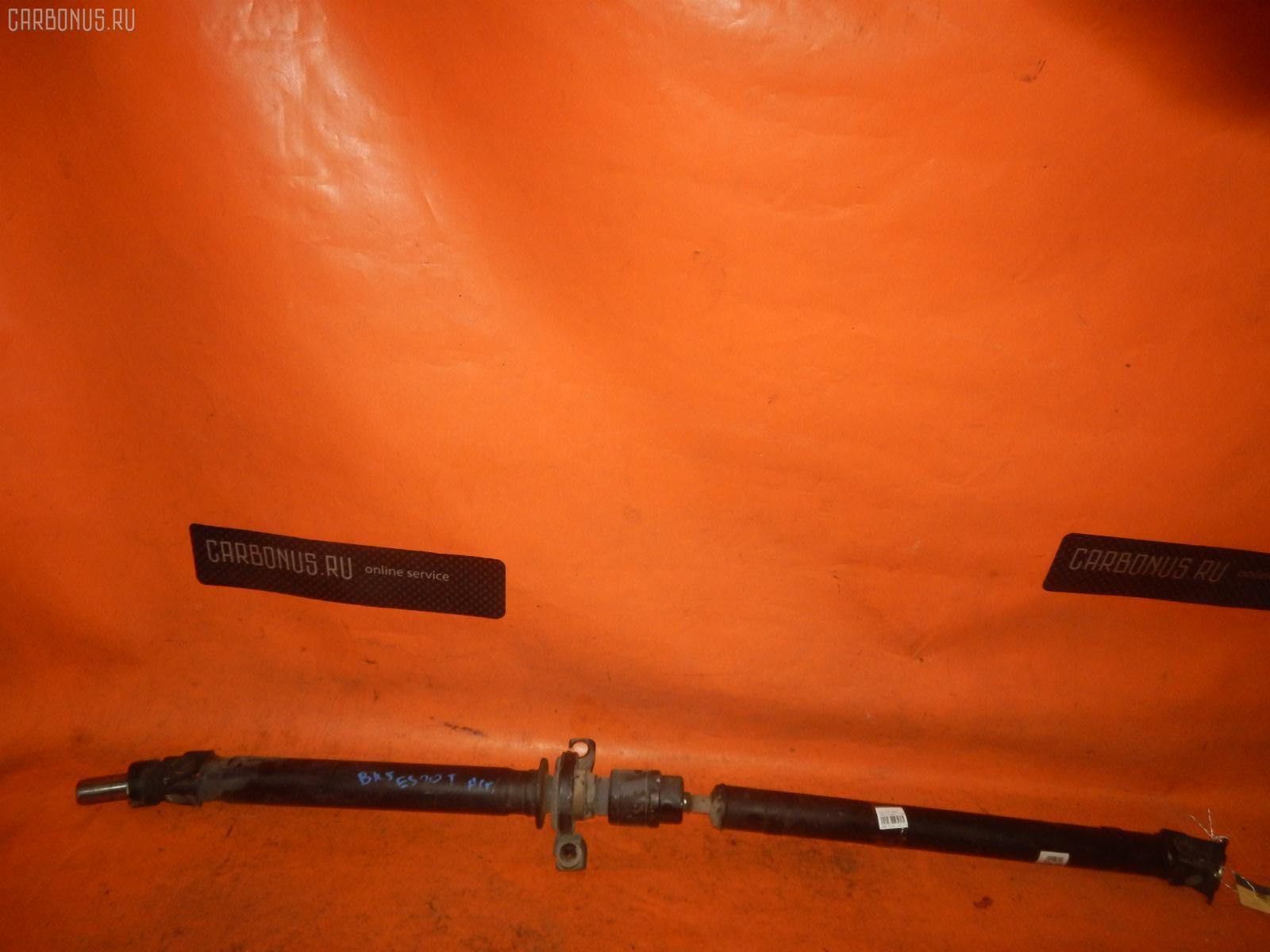 Кардан SUBARU LEGACY WAGON BH5 EJ206-TT Фото 1